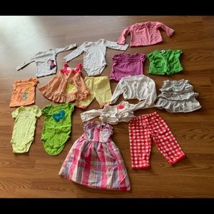 Other - Lot 15 Girls Clothes 👶
